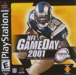 NFL GameDay 2001 PSX
