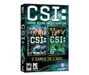 CSI: Dark Motives Double Pack PC