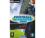 Sega Football Manager 2005 PC