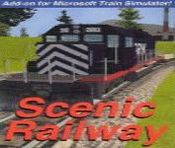 Scenic Railway Add On For Microsoft Train Simulator PC