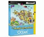 Magic School Bus Explores the Ocean PC