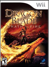 Dragon Blade: Wrath of Fire Wii