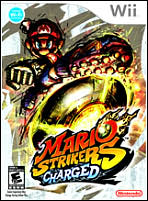 Mario Strikers Charged for Wii last updated Apr 29, 2009