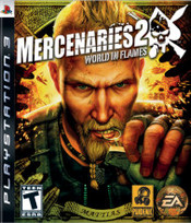 Mercenaries 2: World in Flames PS3