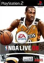 NBA Live 08 for PlayStation 2 last updated Mar 28, 2008