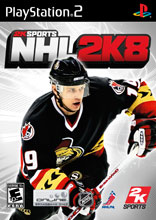 NHL 2K8 for PlayStation 2 last updated Mar 03, 2008