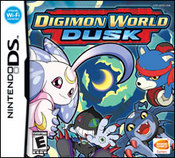 Digimon World Dusk DS