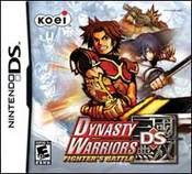 Dynasty Warriors DS: Fighter's Battle DS