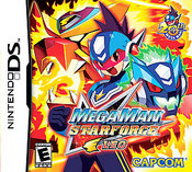 Mega Man Star Force: Leo DS