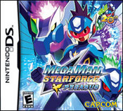 Mega Man Star Force: Pegasus DS