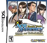 Phoenix Wright: Ace Attorney Trials and Tribulations DS