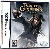 Pirates of the Caribbean: At World's End DS