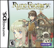 Rune Factory: A Fantasy Harvest Moon DS