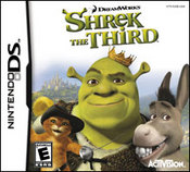Shrek the Third DS