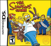 The Simpsons Game DS