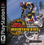 No Fear Downhill Mountain Bike Racing PSX