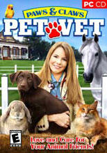 Paws Claws Pet Vet PC