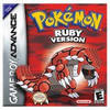 Pokemon Ruby Cheats