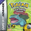 Pokemon: LeafGreen Cheats